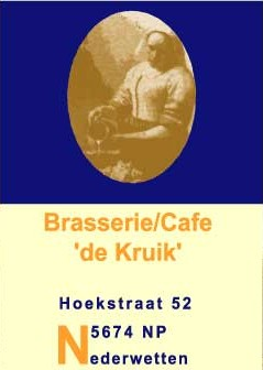 Brasserie De Kruik